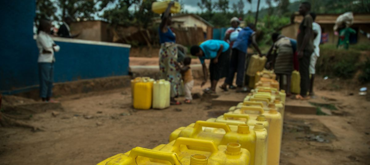 KATHRYN KAROL: WHY CLEAN WATER IS VITAL TO ELEVATING WOMEN AND GIRLS OUT OF POVERTY