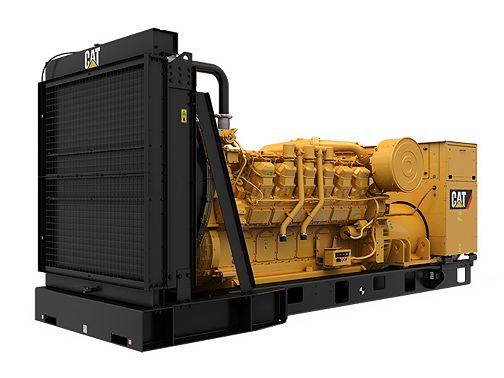 3512 (50 Hz) - Diesel Generator Sets