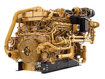 3512E TIER 4 FINAL LAND ELECTRIC-DRIVE DRILLING ENGINE