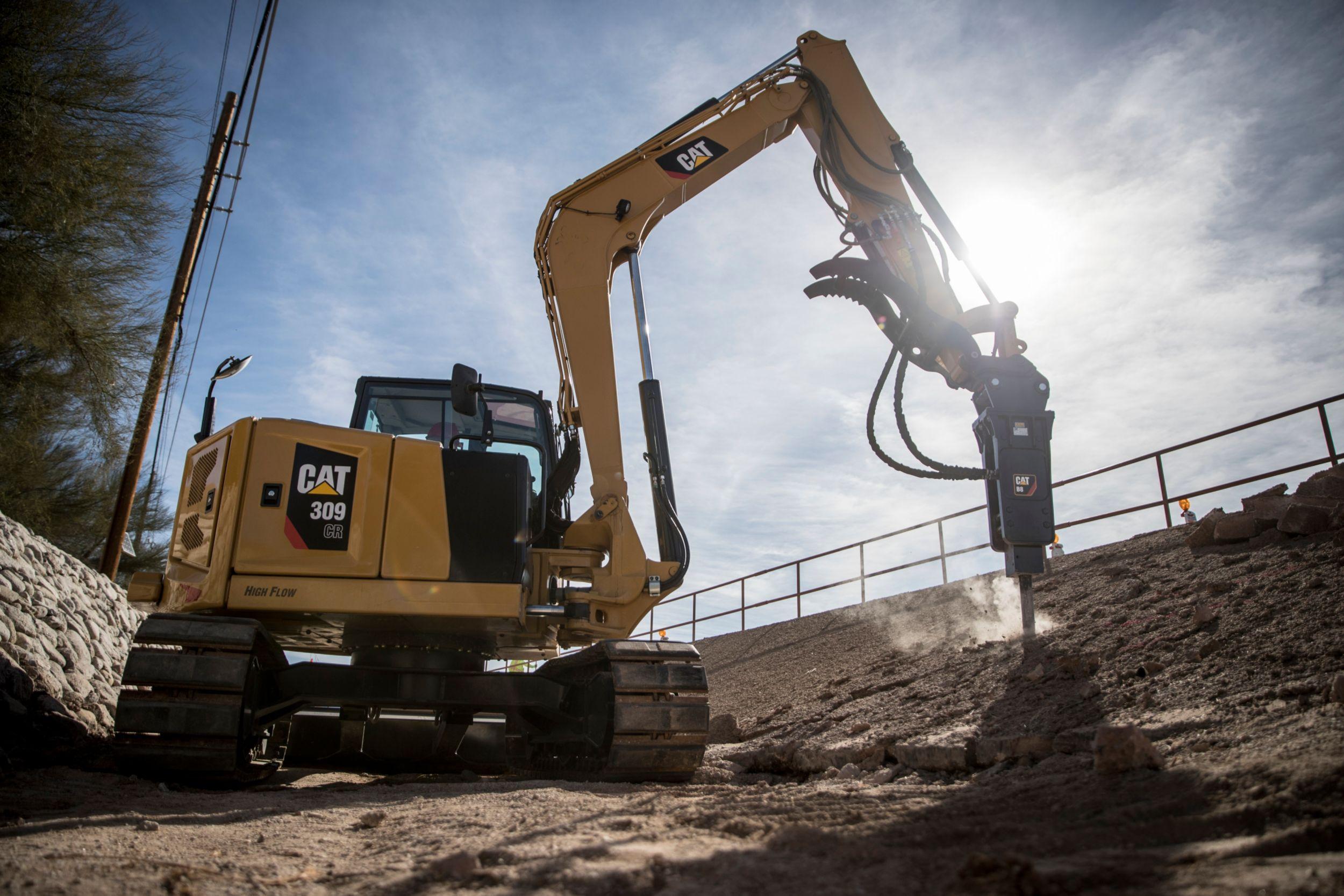 Excavator Worktool