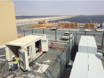 Bahmani: Helping Dubai become a leading light in solar energy