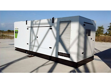 Protecting citizens' safety with the help of Green Power and Perkins standby power