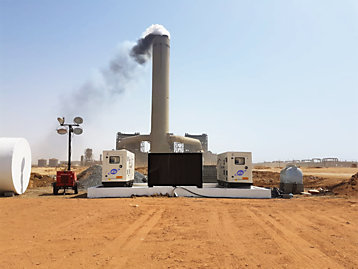 ITTS: Satisfying a growing thirst for water and power in Saudi Arabia