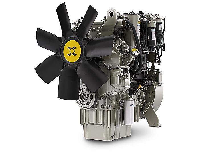 1204F-E44TTA Industrial Diesel Engine