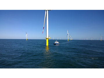 Making power a breeze for Merkur Offshore wind farm