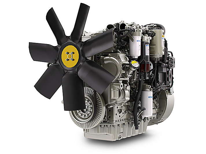 1206F-E44TTA Industrial Diesel Engine