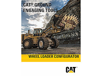 Cat® advansys™ flyer – hydraulic excavators