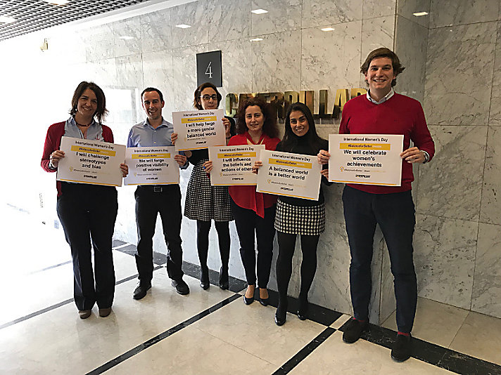 International Women's Day - Better Balance, Better World  - Madrid Office