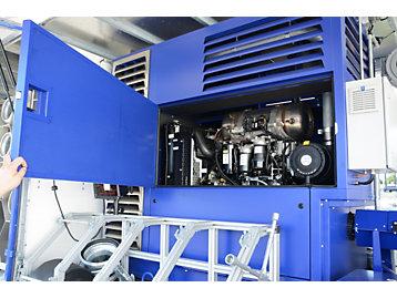 Börger's dependable pumping solutions keep communities safer