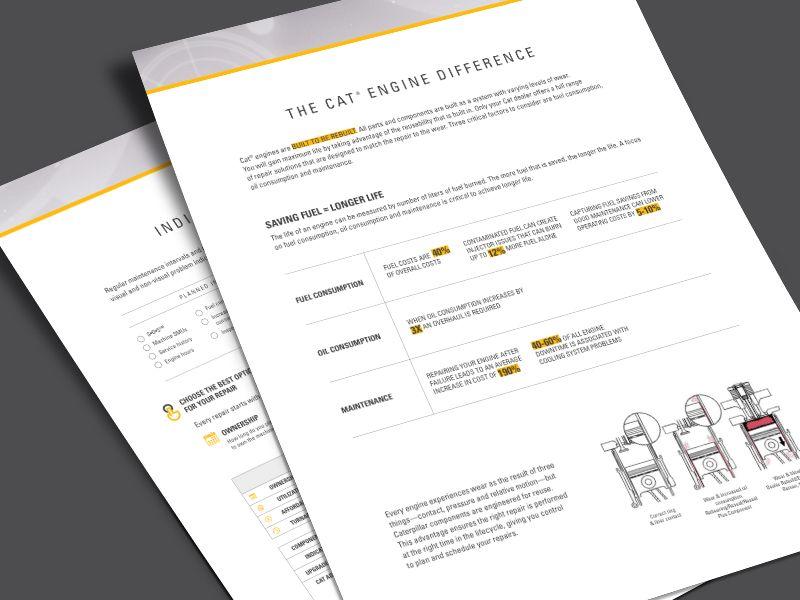 Engines Brochure