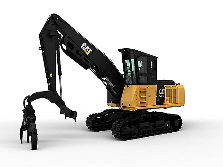 548 LL Forest Machine