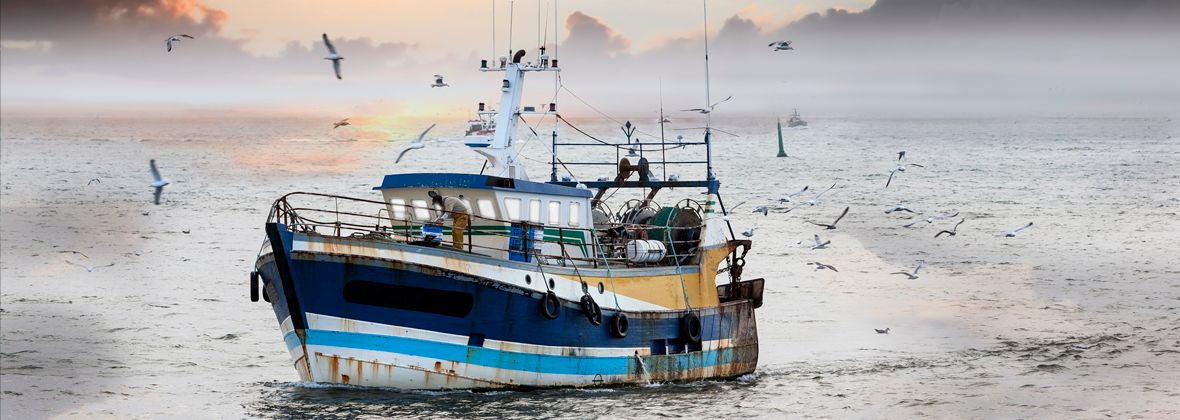 Commercial Fishing Engines