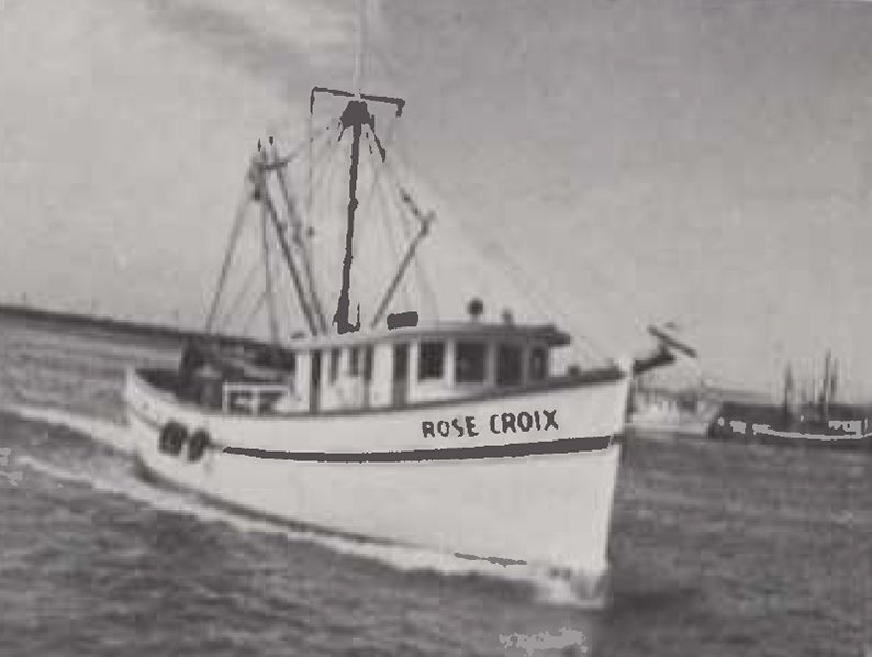 Rose Croix was the fourth of Felix Bruney's shrimp boats operating in Texas' Gulf Coast powered by Cat engines. Another vessel, Wrangler, featured a D13000 engine that ran 17,000 hours before overhaul.