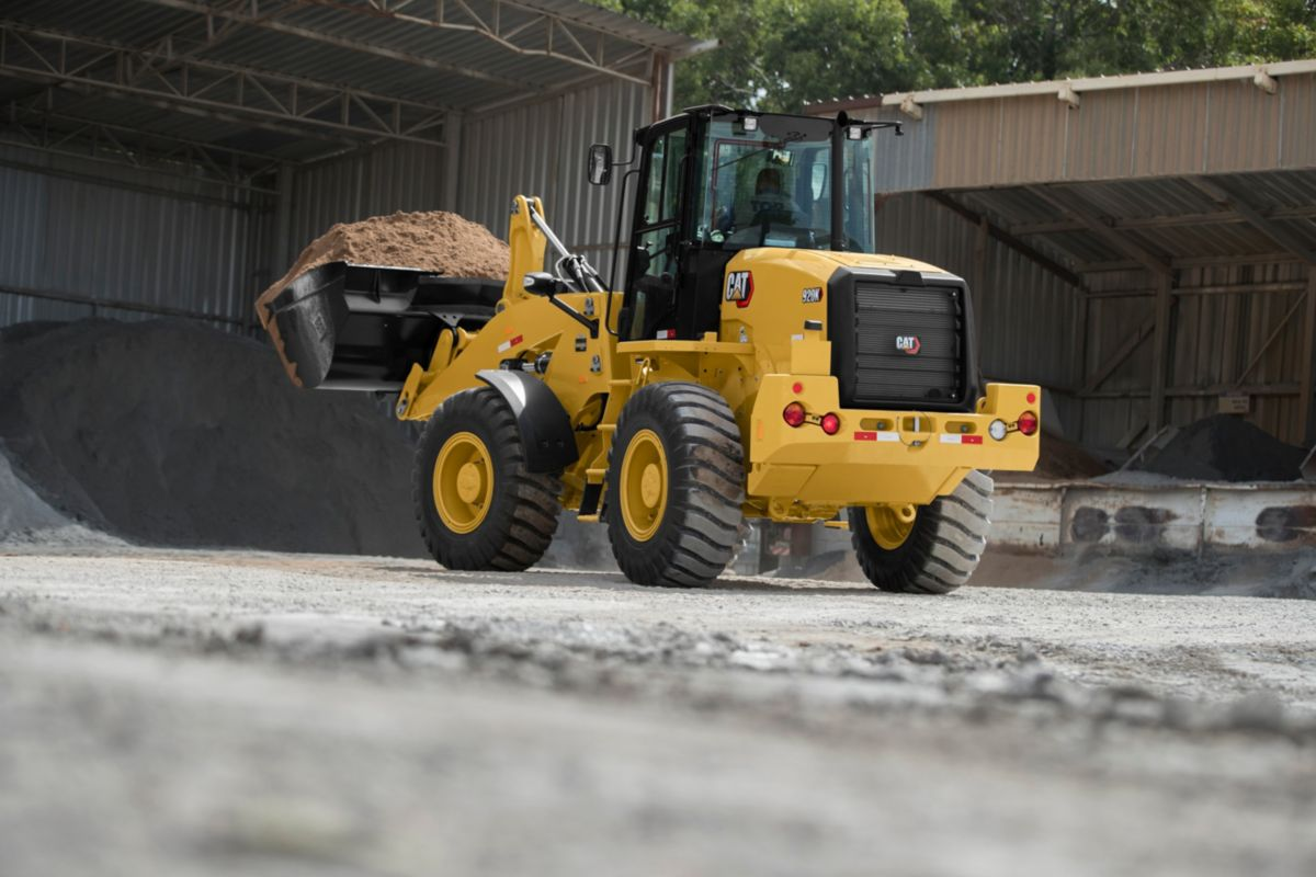 Cat 920K Compact Wheel Loader