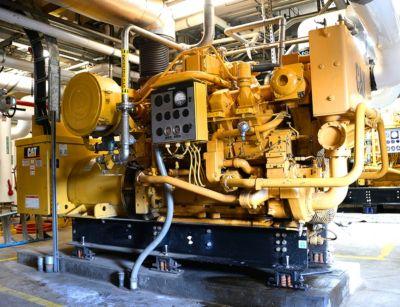 Gresham waste water treatment plant