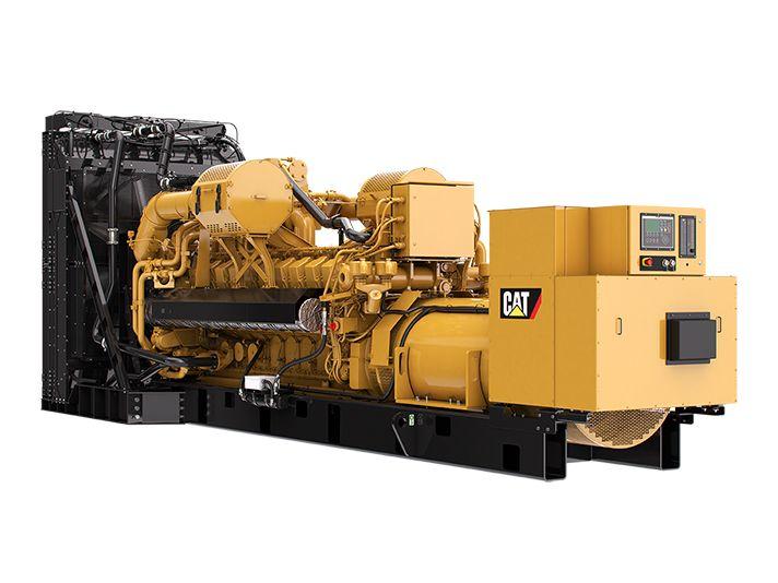 G3520 2500 KW