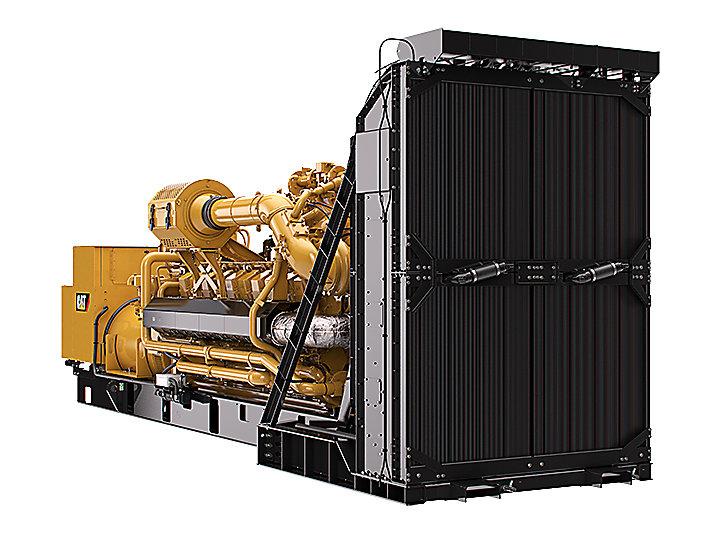 G3520 Gazlı Alternatör Seti