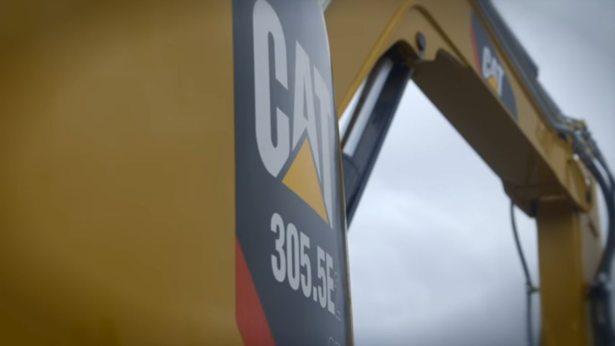 See Our Cat Mini Excavators in Action