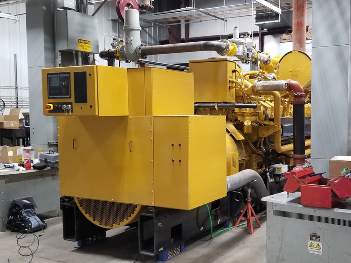 Heber Light & Power has been running this generator on their site for the past year during its field follow study.