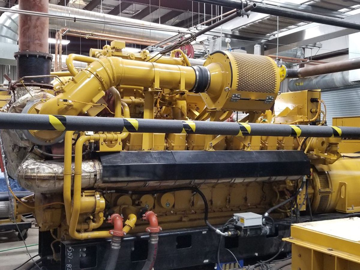 For many years, Heber has strategically partnered with Caterpillar by testing their electric power equipment during field follow studies before the generator sets become available for purchase in the marketplace.