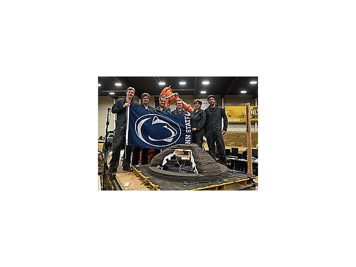Penn State Den@Mars team