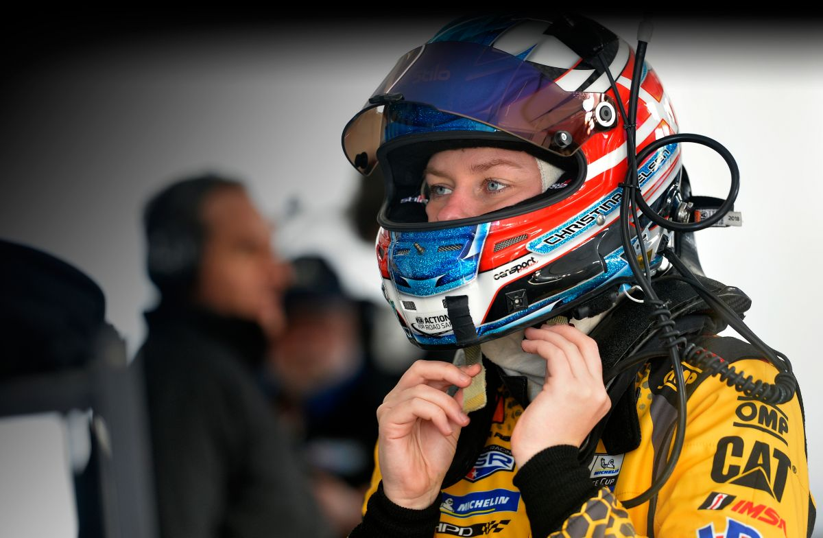 Racing is in Her Blood: Christina Nielsen