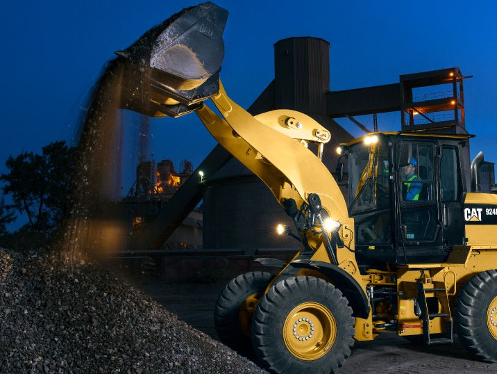 Configuring Wheel Loaders