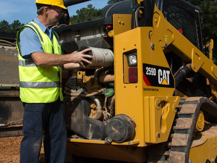 Uptime Tips for Compact Track Loaders