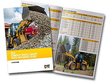 Cat Compact Wheel Loader Parts Reference Guide
