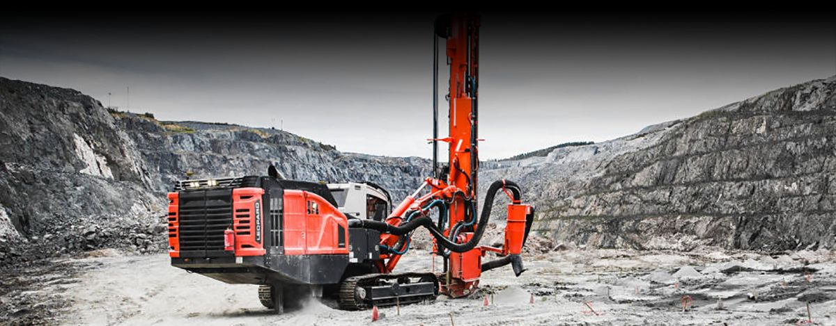 SANDVIK - Mining and Rock Techhology