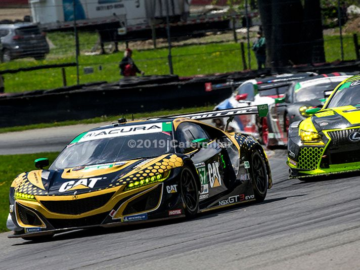 2019 Cat Racing IMSA Photos