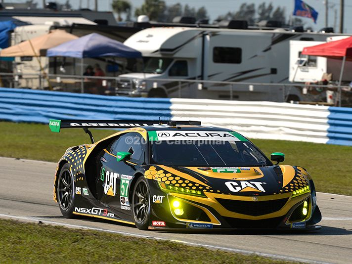 2019 Cat Racing IMSA Photos
