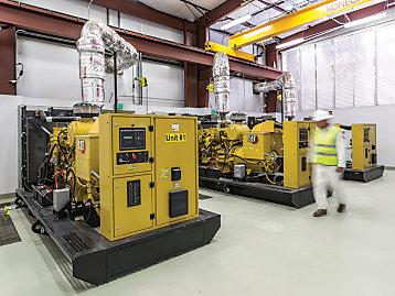 Generator Set PARALLELING