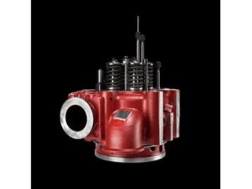 Cylinder Head Welding