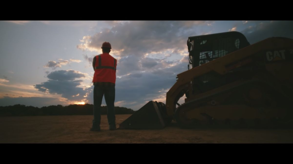 Cat equipment for construction and agriculture