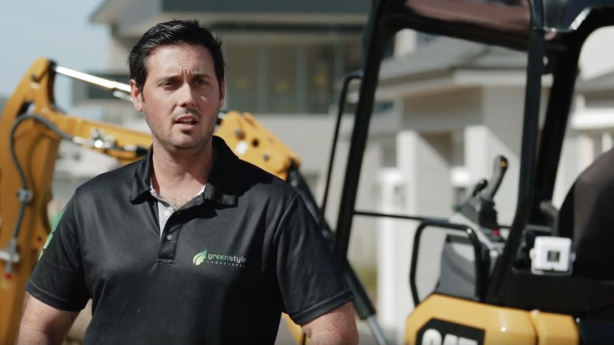 Meet Ryan Allen of Greenstyle Landscapes
