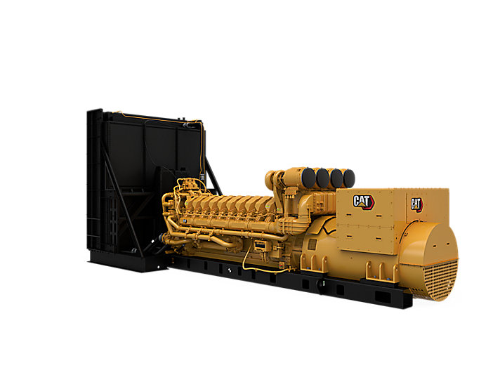 C175-20 Generator Set, Front Right View