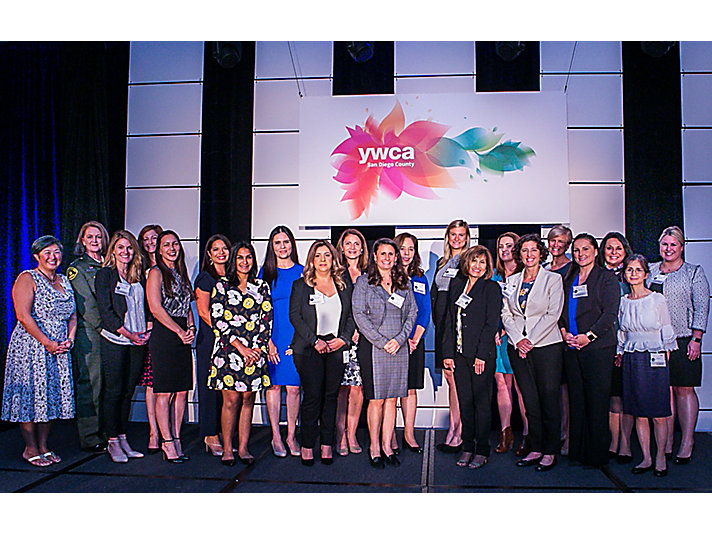 YWCA San Diego's Tribute to Women & Industry Award nominees Solar Turbines