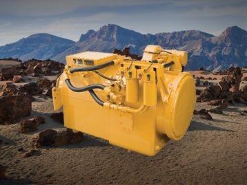 Coming Soon: A New Cat® PTO For Your Frac Transmission
