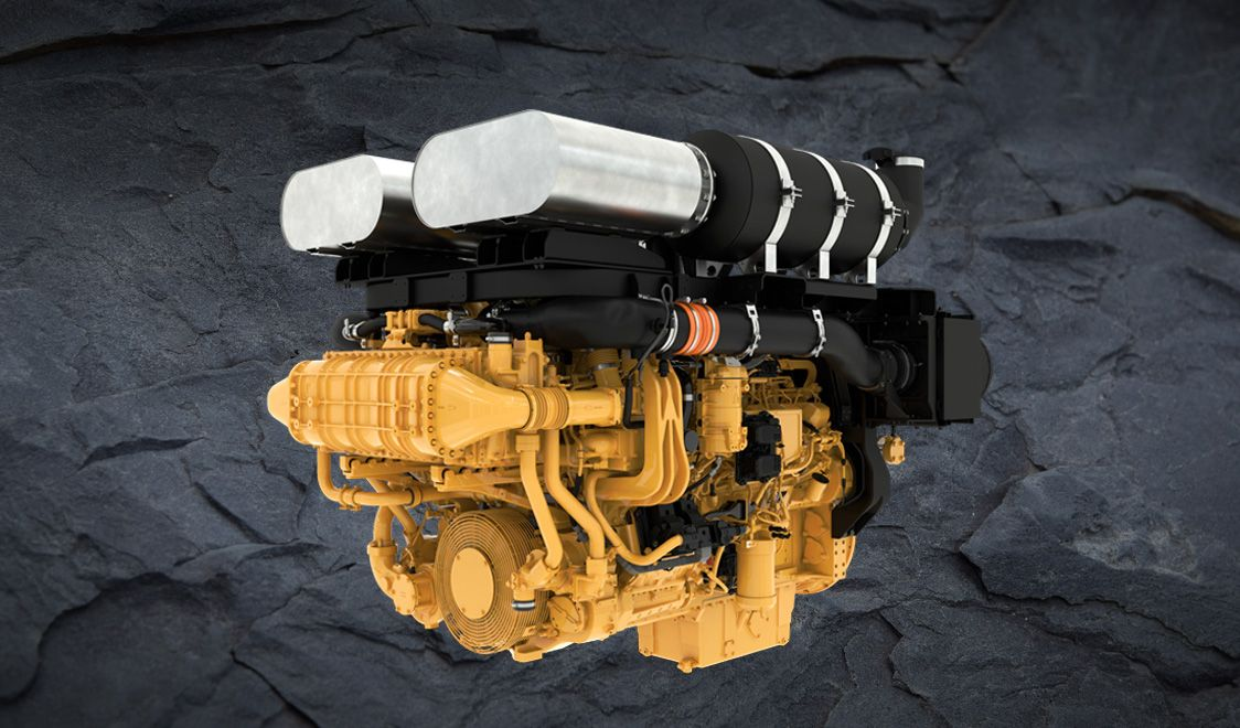Caterpillar Oil and Gas Announces the 3512E DGB Land Well Service Engine