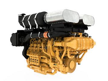 Meet the Cat 3512E with Dynamic Gas Blending