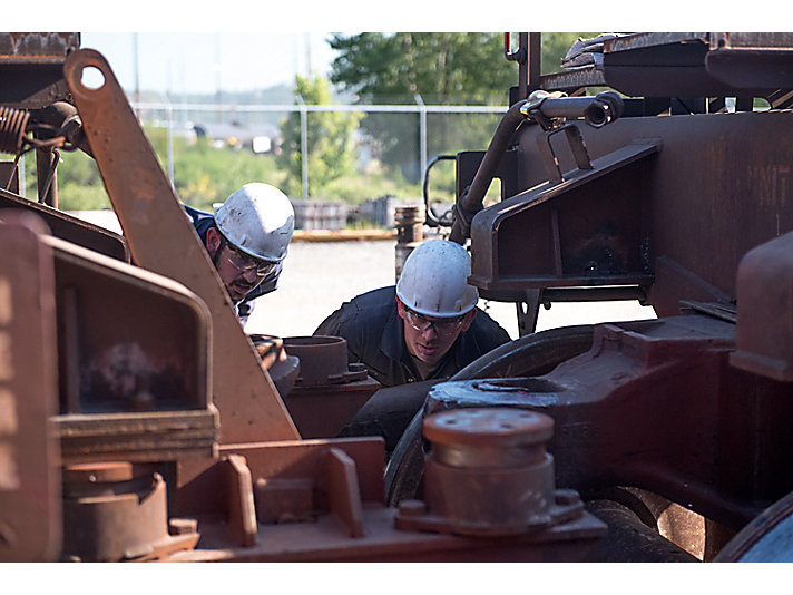 Freight & Tank Car Repair