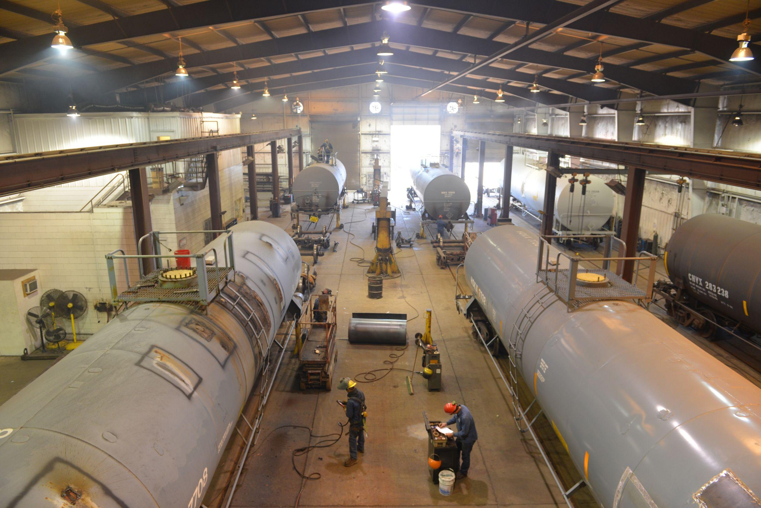 Freight & Tank Car Repair