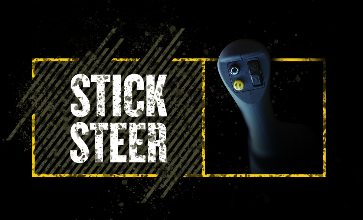 In The Trenches Tour - Stick Steer