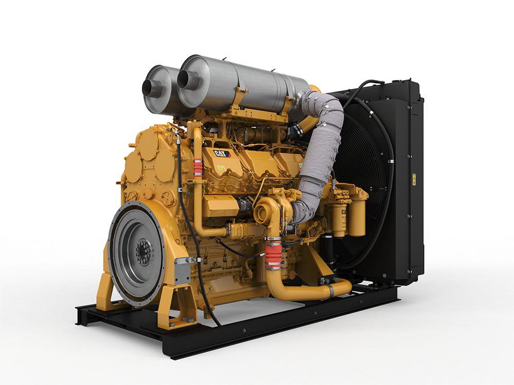 C32 Industrial Engine