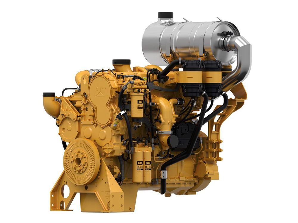 C18 Industrial Engine
