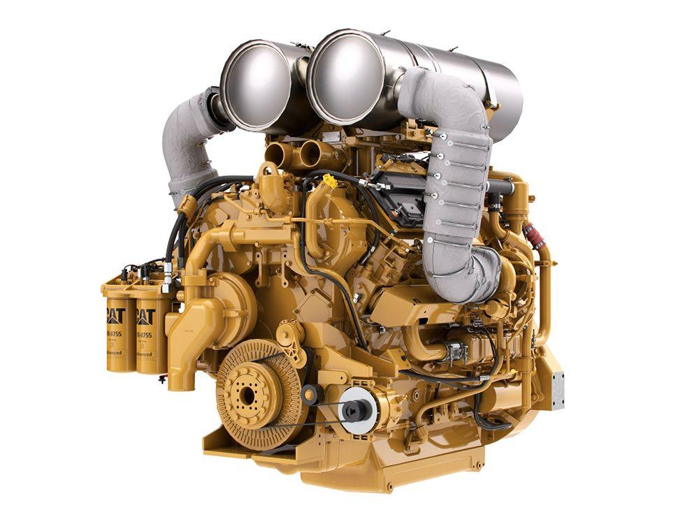 C27 Industrial Engine