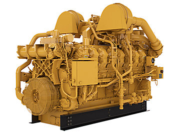G3516J Gas Compression Engine