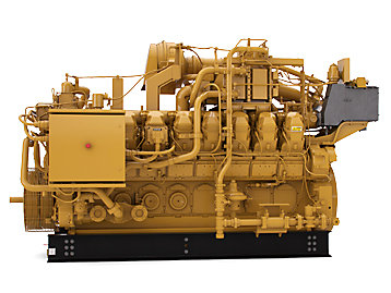Gas Compression Engines
