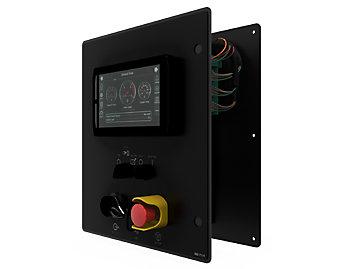 New Gas Compression HMI Panel
